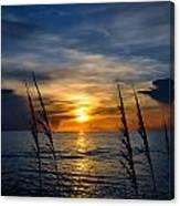 God Is The Sun Canvas Print