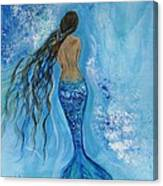 Peace Beneath Canvas Print