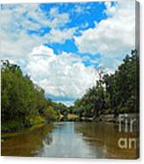 Peace River 4 Canvas Print