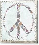 Peace Symbol Design - S76at02 Canvas Print