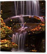 Peaceful Little Falls Canvas Print