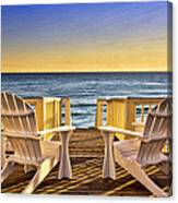 Peaceful Seclusion Canvas Print