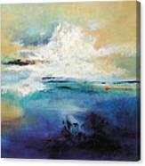 Peaceful Turbulence Canvas Print