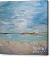Peacefulness Canvas Print