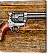 Peacemaker Canvas Print