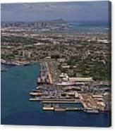 Pearl Harbor 2012 Canvas Print