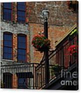Pearl Street Grill Canvas Print