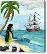 Pearl Canvas Print