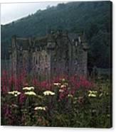 Castle Menzies   Canvas Print