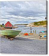 Peggy's Cove 1 Canvas Print