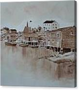 Peggy's Cove 3 Canvas Print