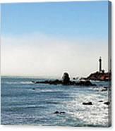 Pegion Point Lighthouse3 Canvas Print
