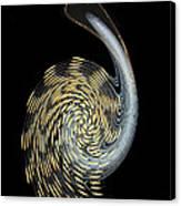 Pelican Perhaps Canvas Print