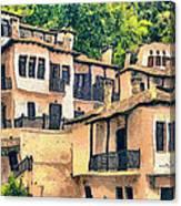 Pelio 3 Canvas Print