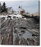 Pemaquid 8263 Canvas Print