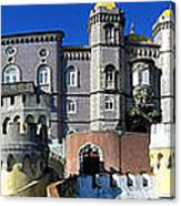 Pena National Palace Canvas Print