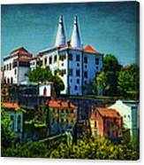 Pena National Palace - Sintra Canvas Print