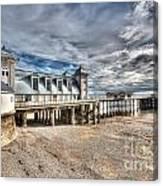 Penarth Pier 5 Canvas Print
