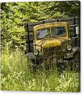 Pend Oreille Power Wagon Canvas Print