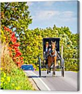 Pennsylvania Amish Canvas Print