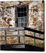 Pennsylvania Field Stone Canvas Print