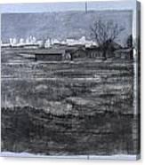 Pennsylvania German Heritage Center Canvas Print