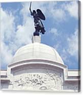 Pennsylvania Monument - Gettysburg Canvas Print