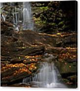 Pennsylvania Waterfalls Canvas Print