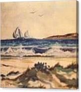 Pensacola Canvas Print