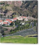 Pepperdine University On A Hill Canvas Print