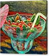 Pepperita Canvas Print