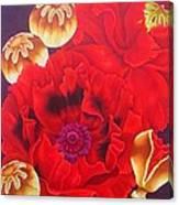 Pepperpot Canvas Print