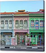 Peranakan Architecture Canvas Print