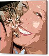 Perfect Smile Canvas Print