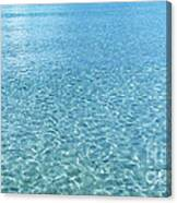 Perfect Vacation Canvas Print