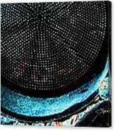 Perforated I Canvas Print