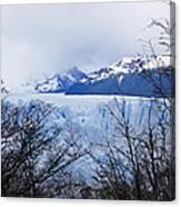 Perito Moreno Glacial Landscape Canvas Print