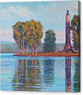 Perry Monument Canvas Print