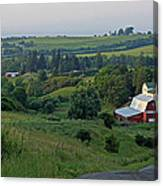 Perryville July Canvas Print