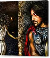 Perseus And Medusa Canvas Print