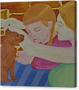 Persuasion Canvas Print