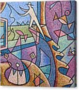 Pescador De Ilusoes  - Fisherman Of Illusions Canvas Print