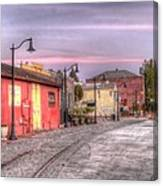 Petaluma Morning Canvas Print