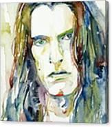 Peter Steele Portrait.4 Canvas Print