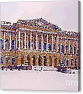 Peterburg Around Canvas Print