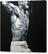 Pettis Captures The Belt Canvas Print