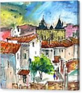 Pezens 04 Canvas Print