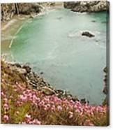 Pfieffer Beach Canvas Print
