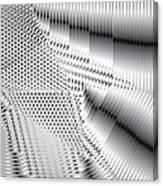 Phalanx 30 Shatter Canvas Print
