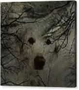Phantom Dog Canvas Print